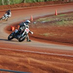 Motorcycle Flattrack Racing in Alabama