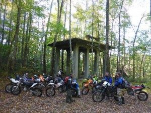 dual sport riding in alabama